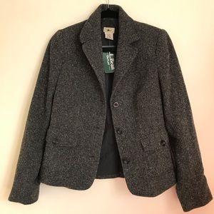 L.L. Bean Galway Jacket - Herringbone
